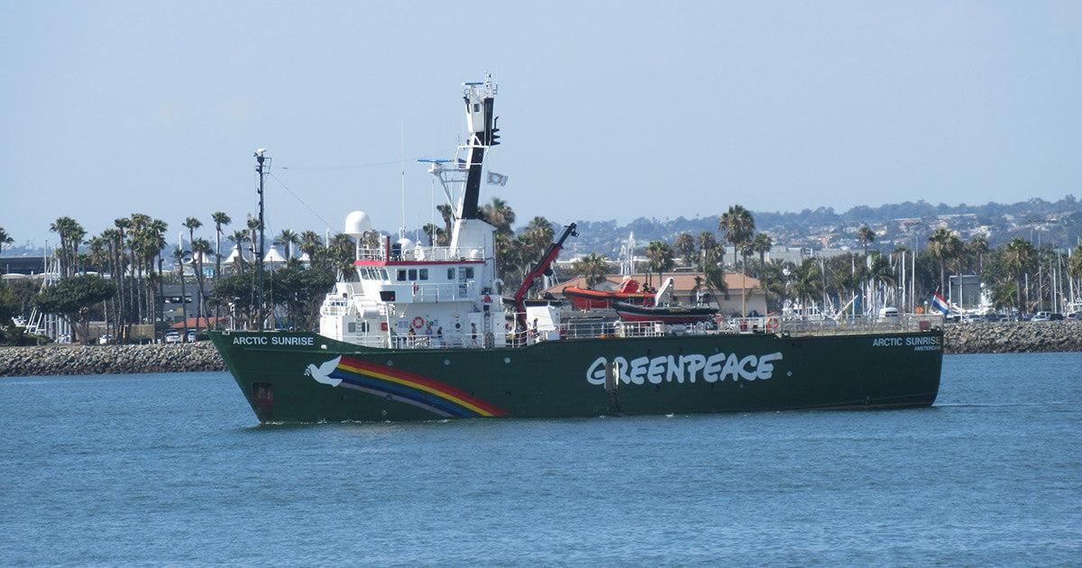 Greenpeace USA stops accepting Bitcoin donations due to environmental concerns