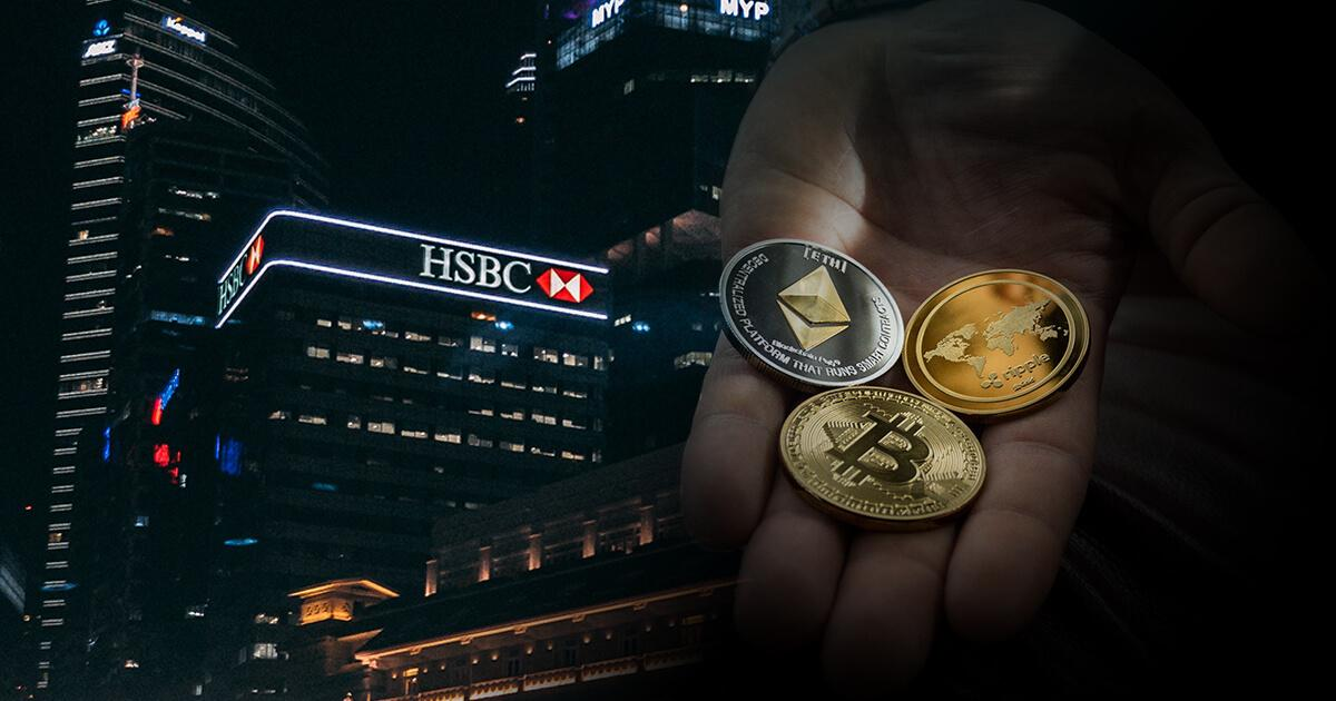 Drug cartel launderer HSBC steers clear of Bitcoin offerings for clients