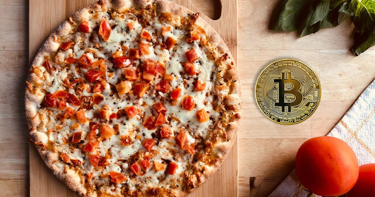 Papa John's Pizza is now offering £10 in free Bitcoin to U.K. customers