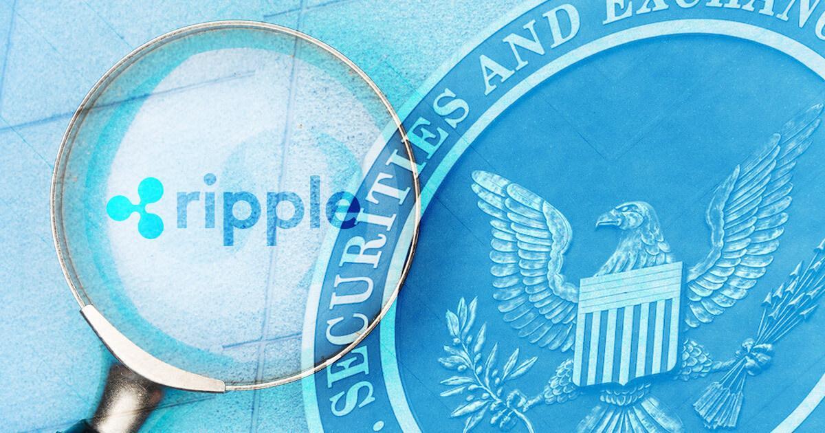 U.S. SEC brings Ripple (XRP) transactions under scrutiny