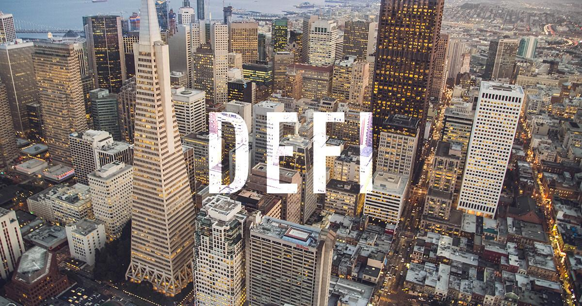 Data shows institutions, not retail, are driving crypto DeFi Adoption