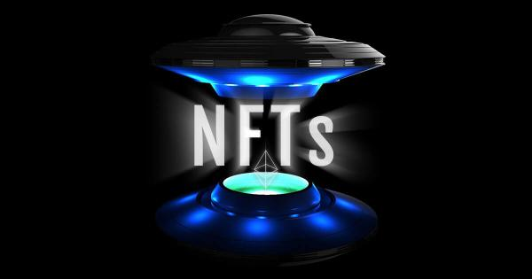 UFO sighting authenticated by the CIA is getting sold as an Ethereum NFT