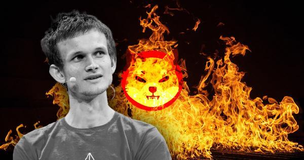 Here's why Ethereum's Vitalik Buterin burned $7 billion in Shiba Inu (SHIB)