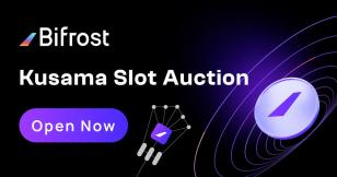 Bifrost Kusama auction is now officially opened