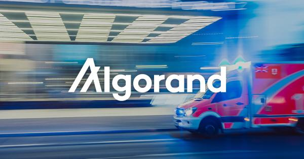 Algorand could soon process up to $800 million in healthcare costs in Bermuda