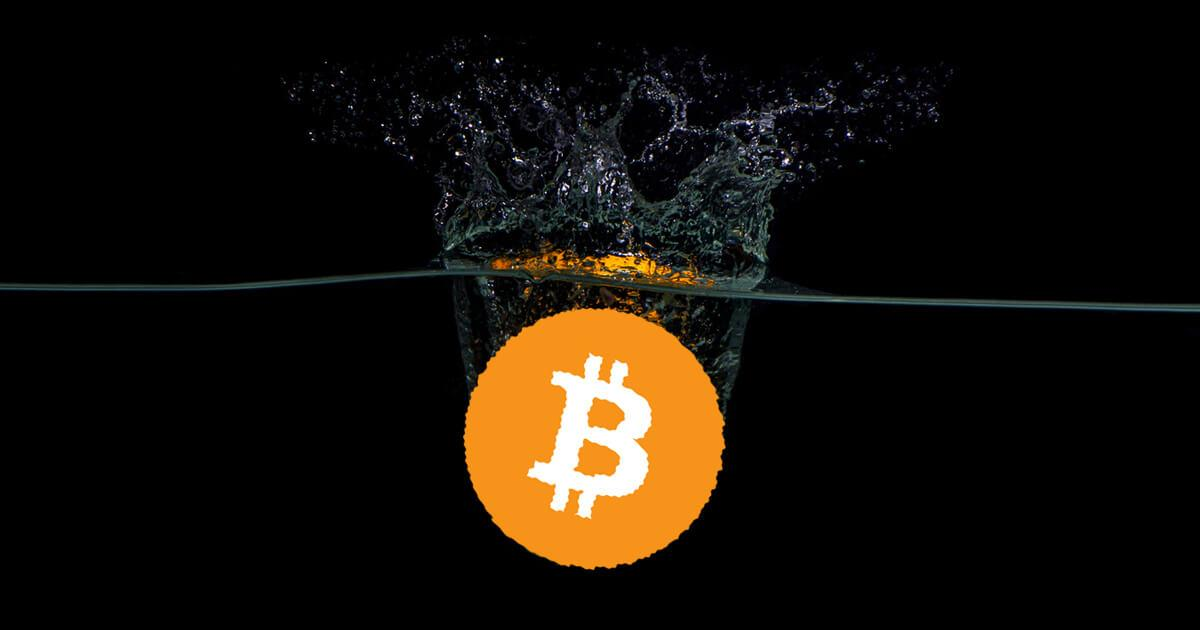 Bitcoin dumps 9% even as Central American leaders endorse the asset