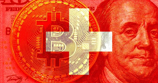 Swiss committee proposes banks hold a dollar for every dollar in Bitcoin exposure