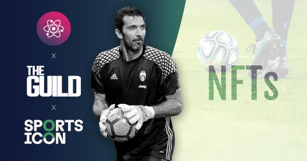 Gianluigi Buffon's first nested NFT is coming thanks to a partnership with SportsIcon and Charged Particles technology