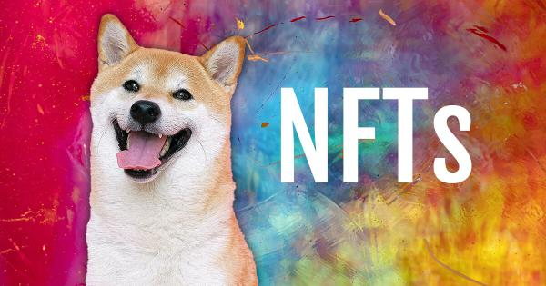 Dogecoin creator issues DOGE NFTs—most expensive one listed at 69.42 ETH