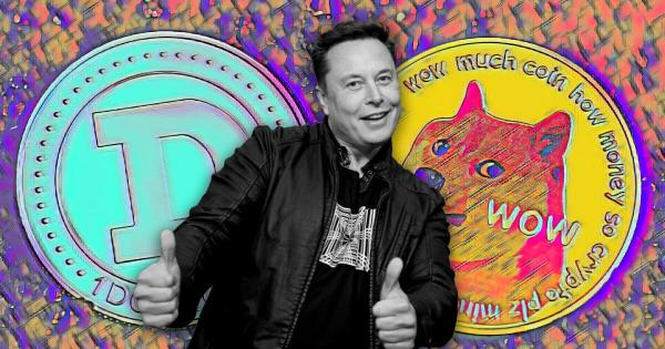 Elon Musk breaks his crypto hiatus by seconding Dogecoin's fun nature