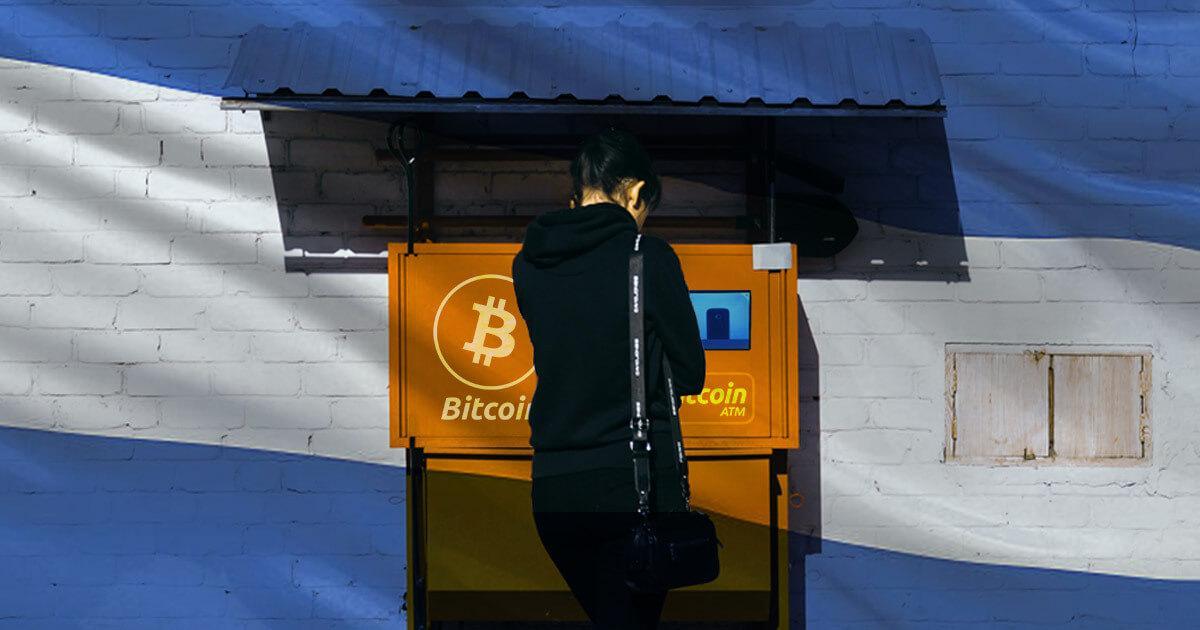El Salvador's soon getting 1,500 Bitcoin ATMs