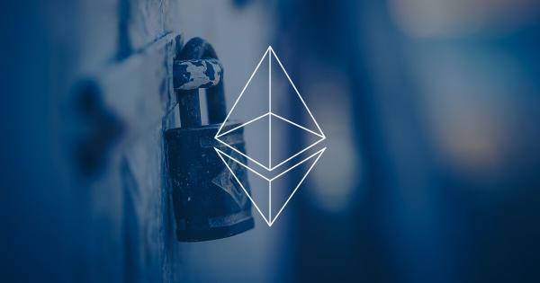 5 million ETH is now locked up in the Ethereum 2.0 deposit contract