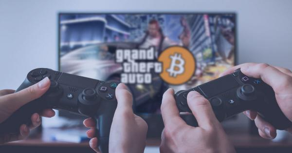 GTA 6 rumoured to have in-game Bitcoin rewards