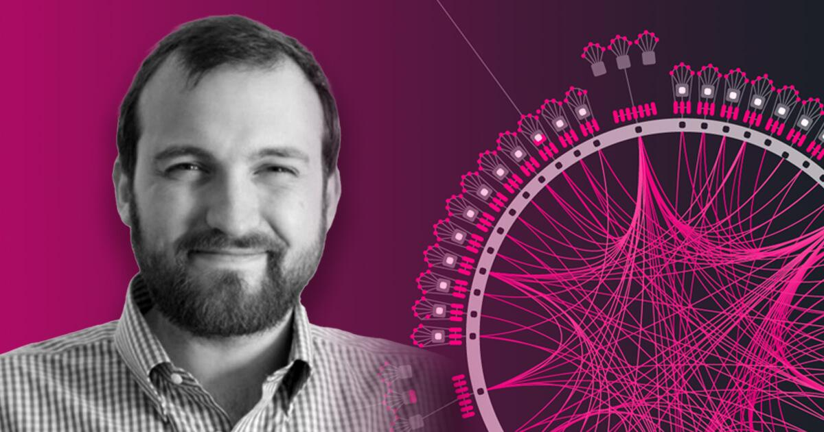 """Cardano's Charles Hoskinson admits to """"spying"""" on Polkadot's technology"""