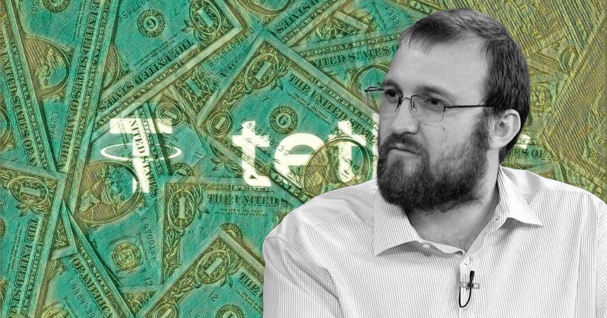 """Cardano's Charles Hoskinson says Tether is """"faith based,"""" making it inconsistent with crypto ideals"""