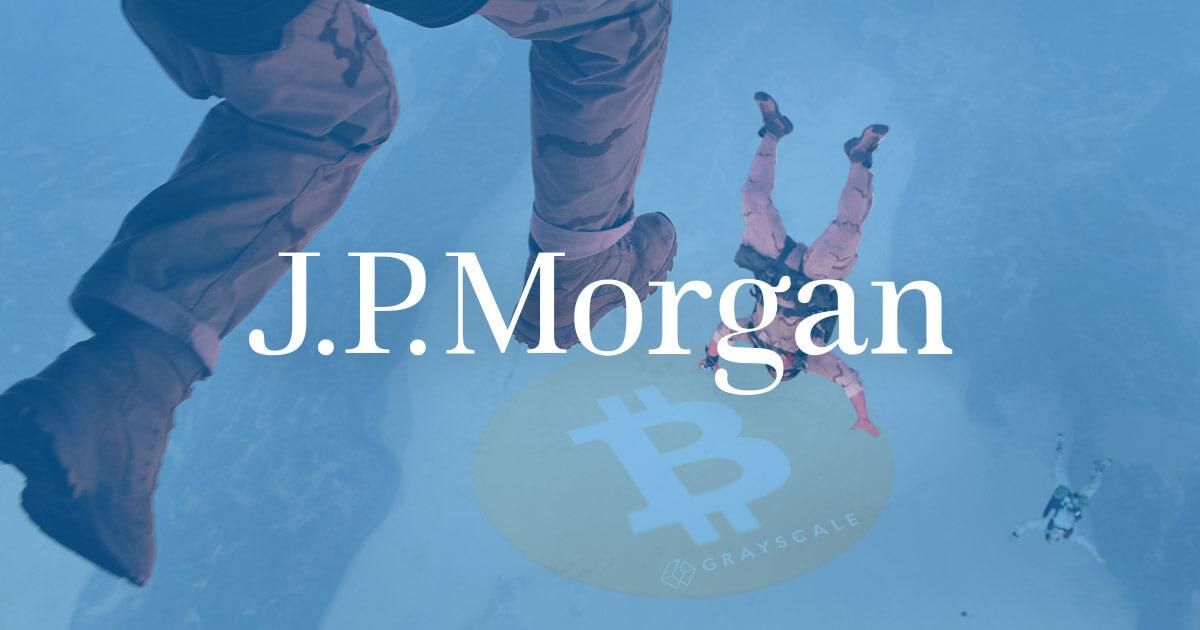 JPMorgan says Bitcoin may dump to $25,000, cites Grayscale's GBTC unlocks