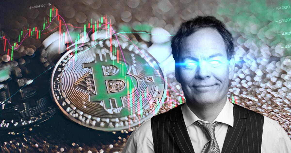 Bitcoin proponent Max Keiser sticks with $220,000 BTC price prediction by 2022