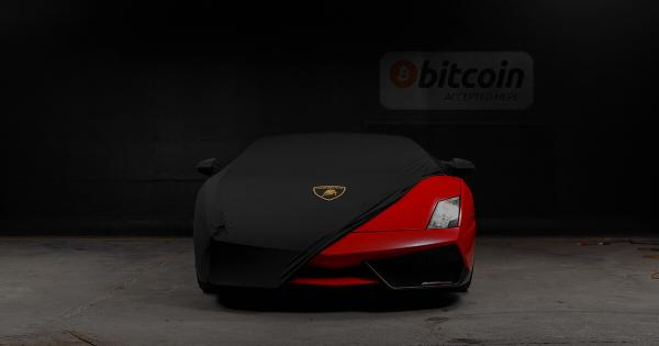 When Lambo? Milwaukee shop wants to detail your supercar for Bitcoin