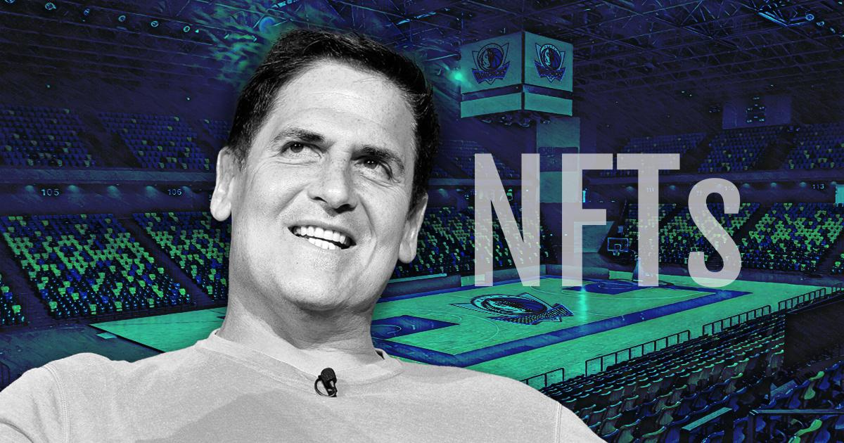 Dallas Mavericks may issue NFT tickets next season, Mark Cuban says