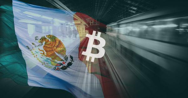 Mexico, too, wants to jump on the crypto train as El Salvador legalizes Bitcoin