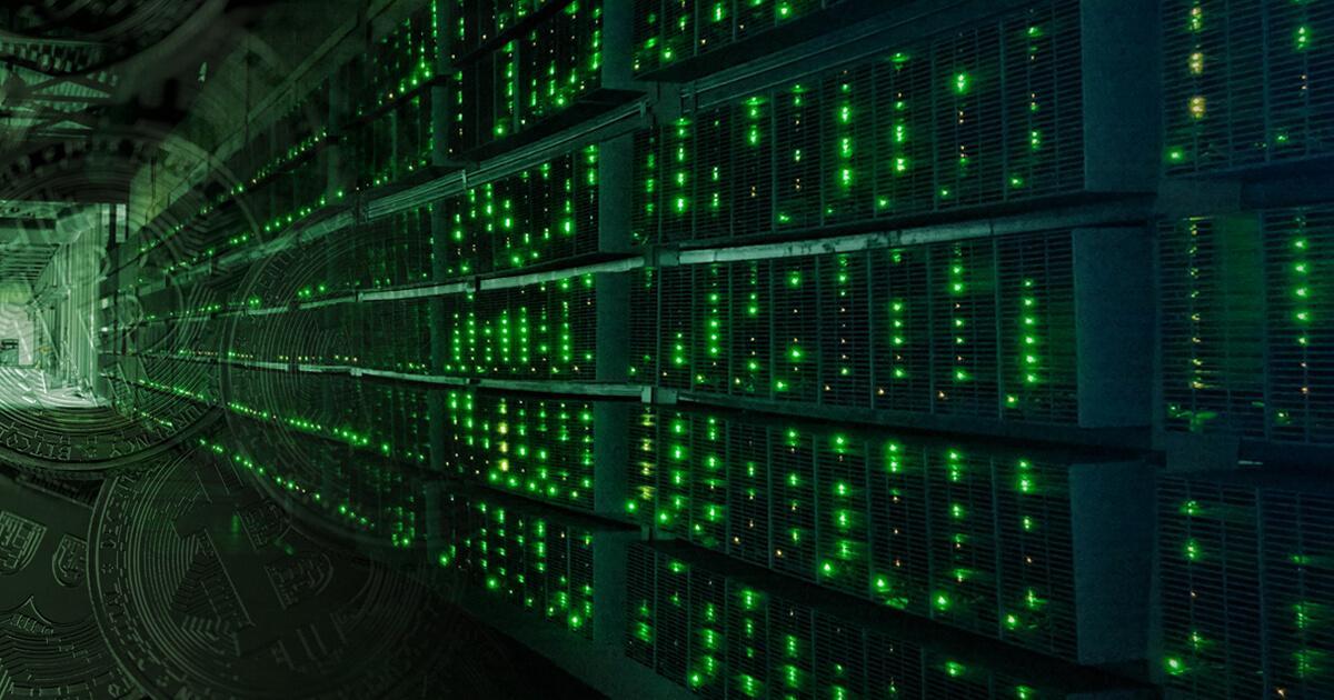 Bitcoin miners made over $1.4 billion last month, despite plunge