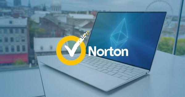 Norton could soon bring in-built Ethereum mining to everyday laptops