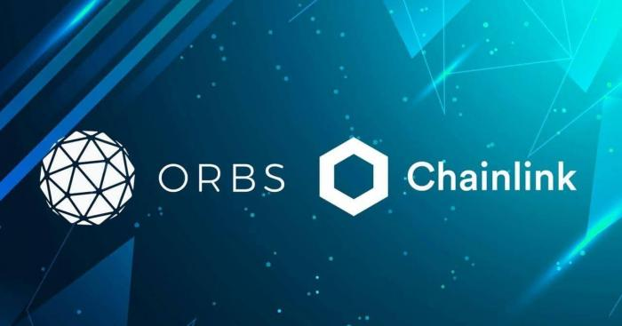 Orbs Becomes Official Sponsor of Chainlink Reference Data Networks to Support Accurate Price Feeds in DeFi