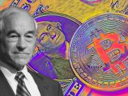 Former U.S. congressman Ron Paul says legalize Bitcoin and 'let it compete with dollar'
