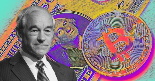 bitcoin ron paul)