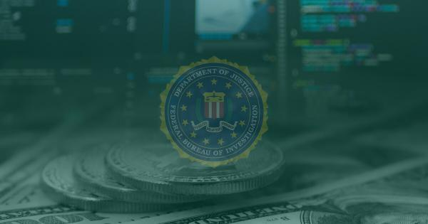 US crime watchdog FBI seizes $2.3 million worth of Bitcoin from hackers