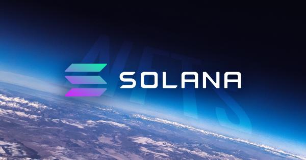 U.S. Space Force-licensed NFTs get issued on Solana blockchain
