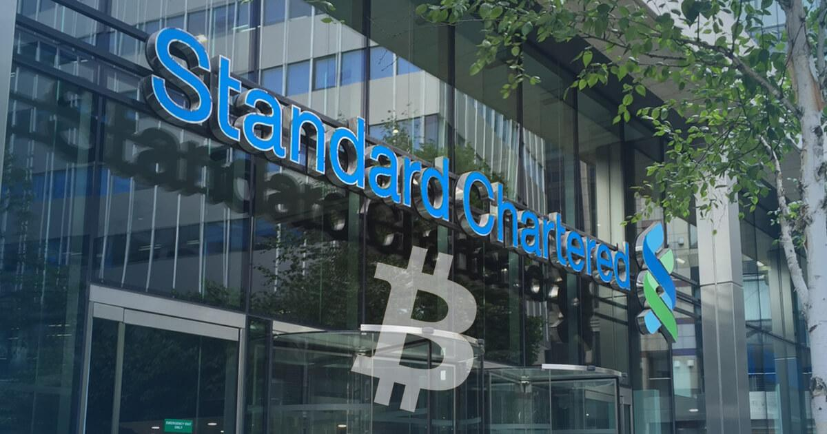 Standard Chartered unit to offer crypto trading services in UK and Europe