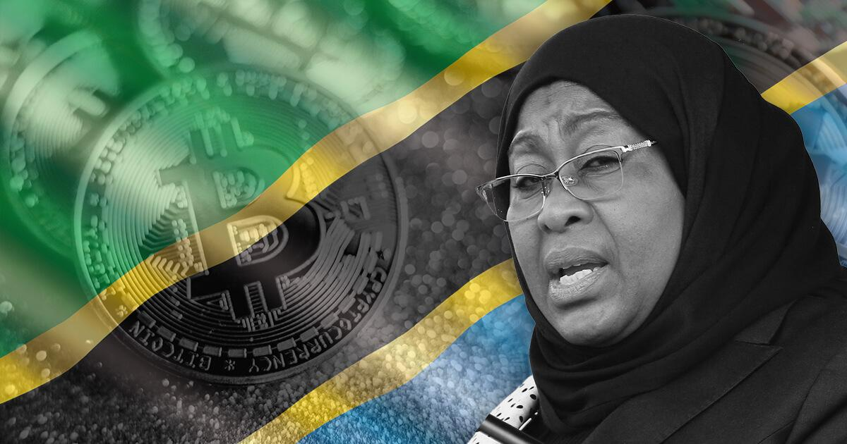 Tanzania's president is now calling for Bitcoin and crypto adoption