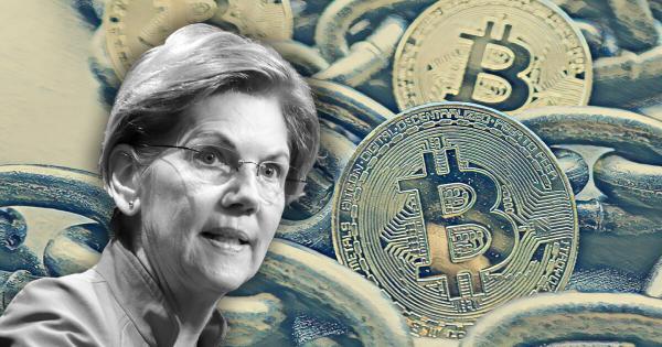 Celsius boss calls US senator Elizabeth Warren's Bitcoin comments 'amateurish'
