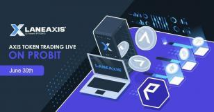 AXIS Utility Token Taking Center Stage on Top 25 Crypto Exchange ProBit