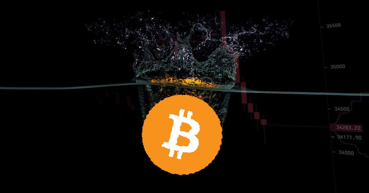 $7 million 'liquidated' after Bitcoin drops $1,000 in 30 minutes