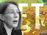 Bitcoin ETFs are long overdue, says SEC Commissioner Hester Peirce