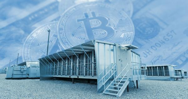 How to build a profitable industrial-scale Bitcoin mining operation