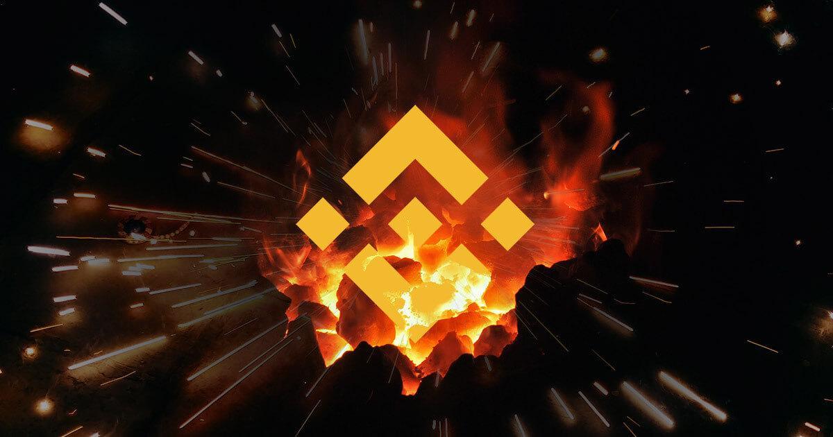 Binance 'burns' nearly $400 million worth of BNB