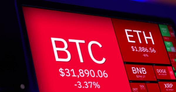 Bitcoin, Dogecoin, all coins fall amid sudden crypto market pullback