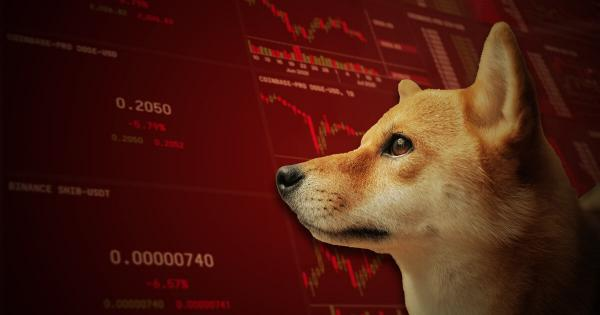 Dogecoin, Shiba Inu coin lead losses as crypto volume dumped 43% in June