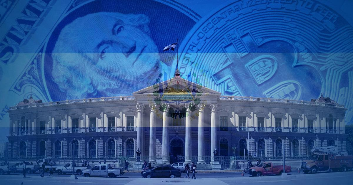 The people of El Salvador are protesting against Bitcoin bill