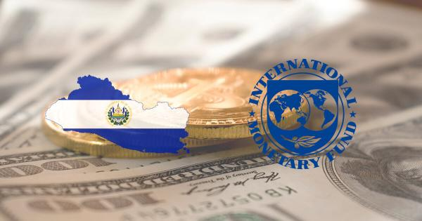"""After El Salvador warning, IMF says accepting Bitcoin as national currency is """"a step too far"""""""