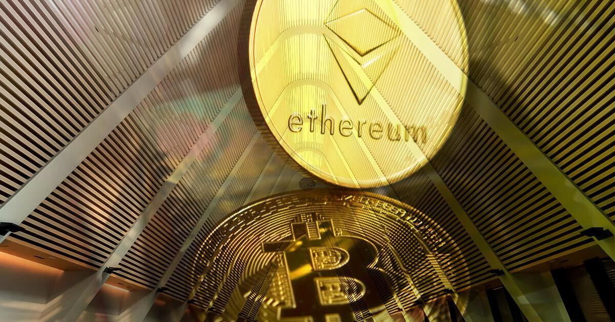 Ethereum (ETH) breaks above $3,000 as Bitcoin (BTC) breaks above $44,000