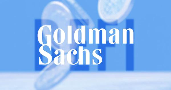 Goldman Sachs just launched a 'DeFi' fund…with zero DeFi coins