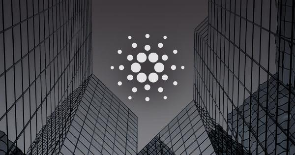 Cardano (ADA) just got added to this major institutional fund