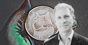 Ripple chairman Chris Larsen has a warning for Dogecoin (DOGE) holders