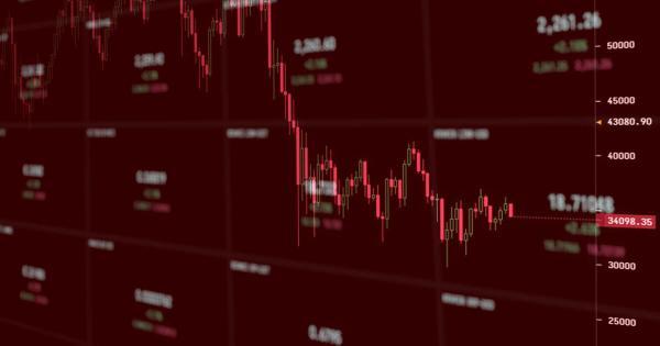 Ethereum, altcoins 'chop' as crucial Bitcoin metric sees 28% decline