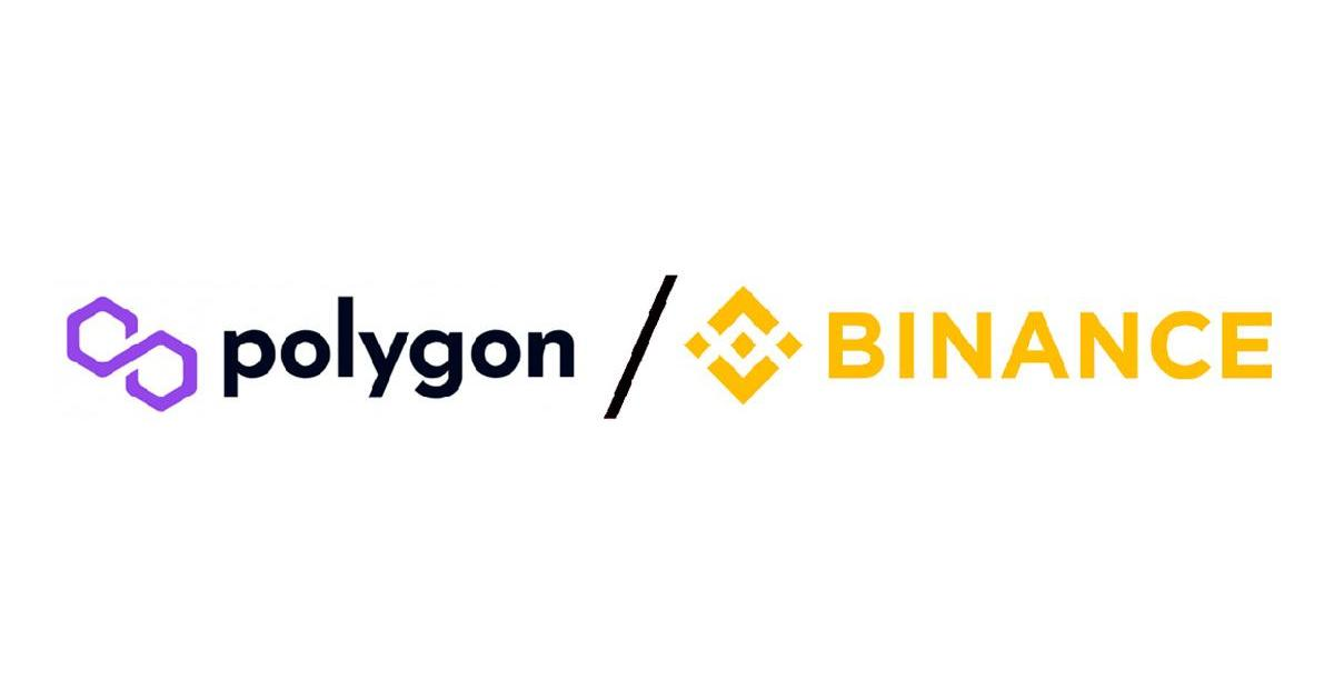 Binance.com fully integrates Polygon Mainnet for Deposits and Withdrawals