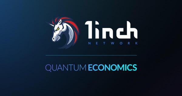 1inch Network signs up Quantum Economics in new advisory partnership